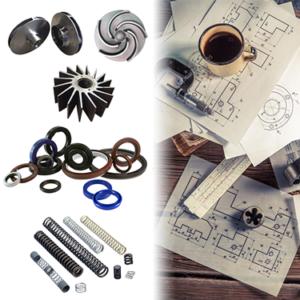 Fabricación de impulsores, retenes y resortes Loinsa